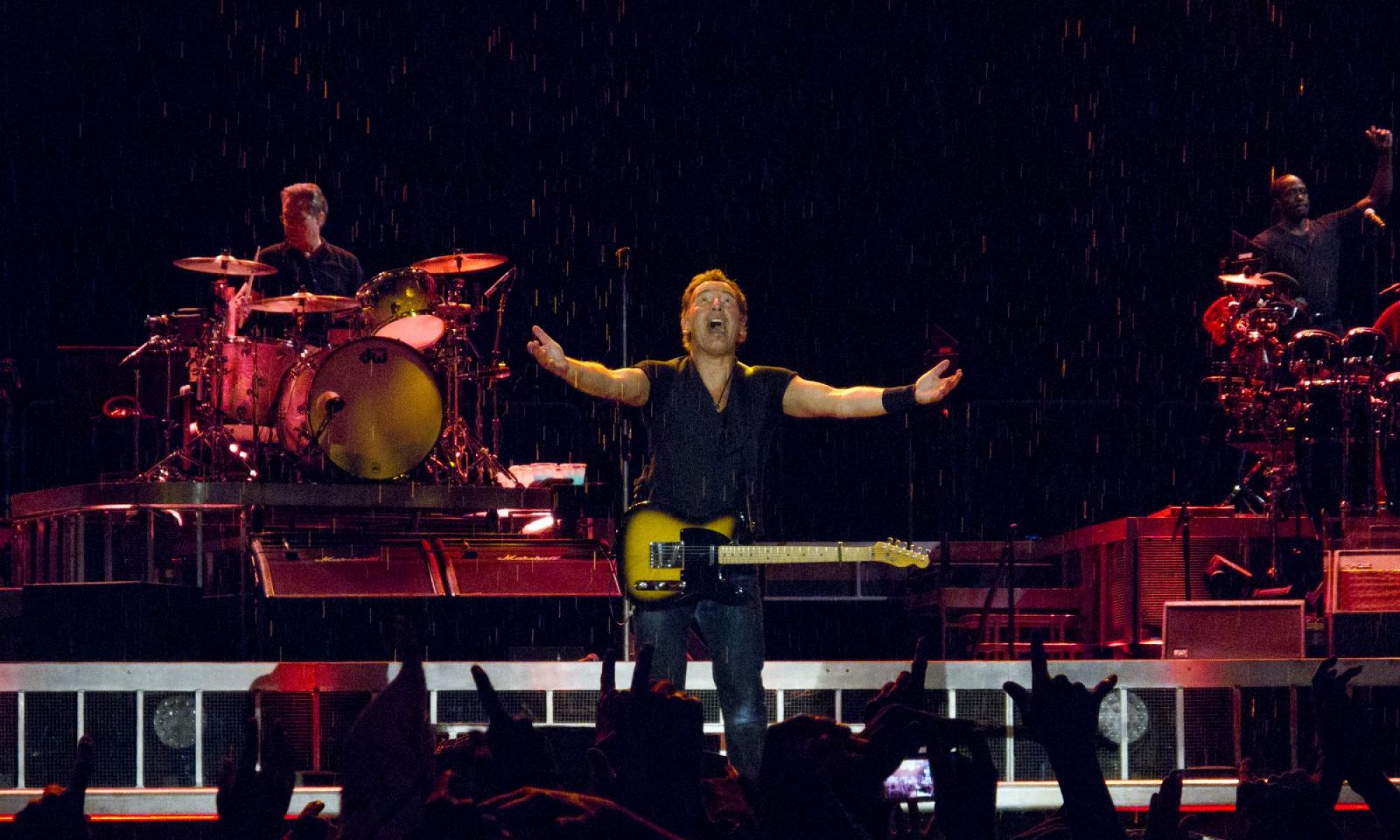 Springsteen en podcast