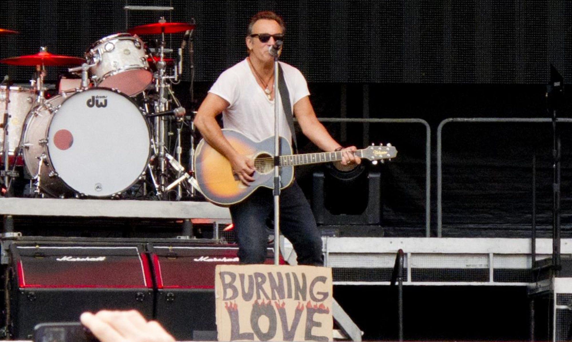 Springsteen en podcast